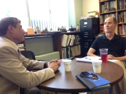 Dr. Nowshad meeting with